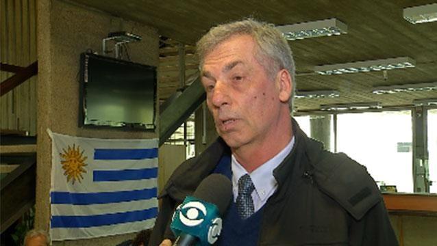 """""""El Ministerio nos soltó la mano"""", dijo el vice de seguridad de la AUF"""