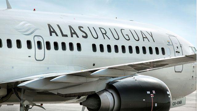 Alas Uruguay intimada a devolver su último avión este lunes
