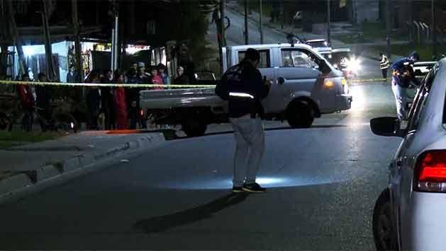 Joven de 24 años ejecutado a la vista de los transeúntes en Maldonado