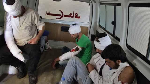 Atrasan evacuaciones de heridos en Alepo por falta de seguridad