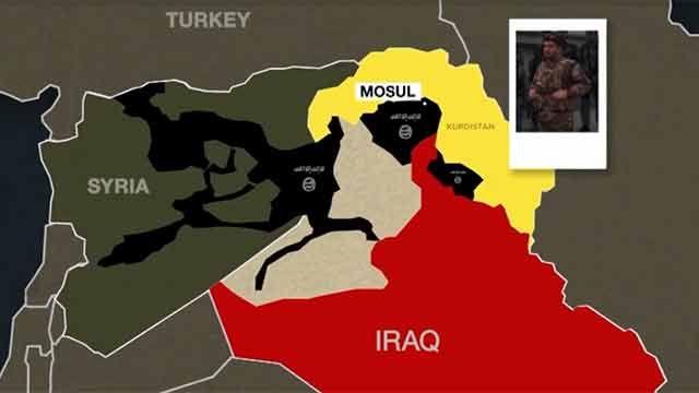 Fuerzas kurdas atacan zonas controladas por el Estado Islámico en Mosul
