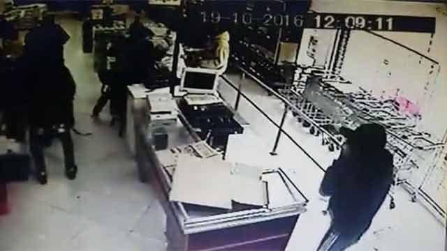 Asaltan por tercera vez en un mes un supermercado de Las Piedras