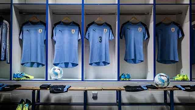 AUF renovó contrato con Puma por la camiseta de la selección