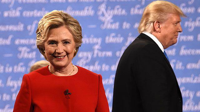 La carrera entre Clinton y Trump puede definirse por cuestiones de género