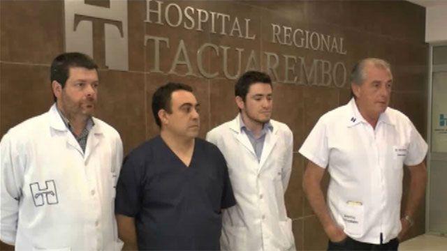 Familia de Jorge Batlle agradeció públicamente a Tacuarembó