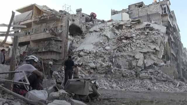 Nuevos ataques contra ciudad siria Alepo dejan al menos 12 civiles muertos