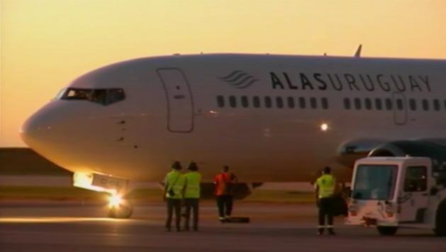 Alas Uruguay deja de volar a Asunción, al menos por seis meses