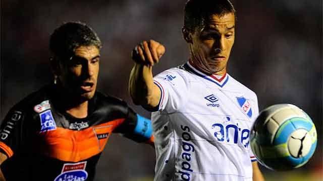 Nacional ganó 1 a 0 a Sud América y sigue liderando junto a Danubio