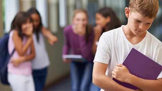 Solo 12% de liceales víctimas de bullying tenía conciencia del maltrato