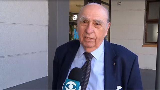 Sanguinetti viajó a Tacuarembó para acompañar a la familia de Jorge Batlle