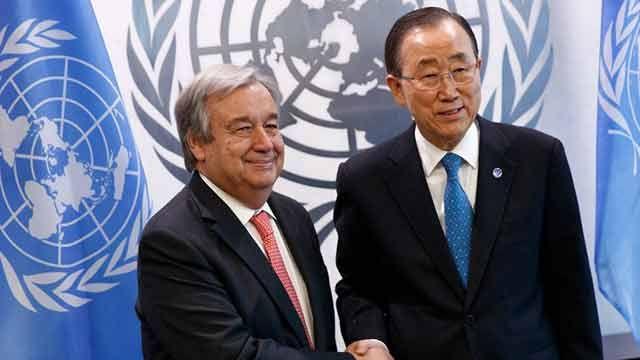 Guterres promete luchar contra terrorismo y populismos en la ONU