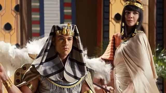 Ramsés, estrella de Moisés, llega a Uruguay y visitará Canal 10 este lunes