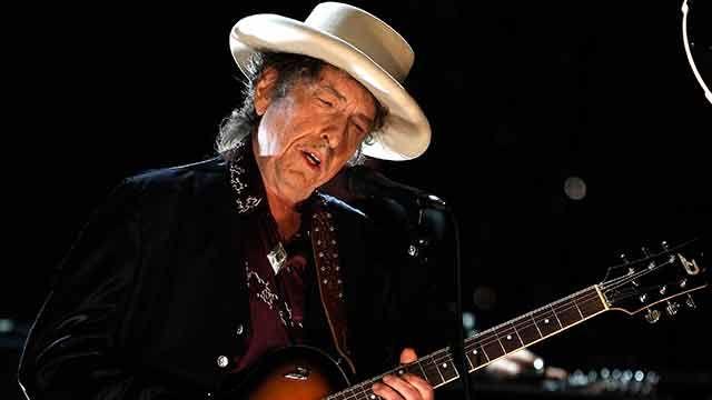 Premio Nobel de Literatura 2016 fue para Bob Dylan