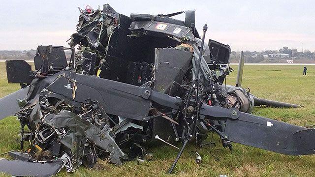 """El """"factor humano"""" influyó en accidentes fatales de la Fuerza Aérea"""
