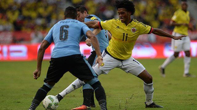 Con Ecuador en noviembre Uruguay irá sin Cavani por acumulación de amarilla