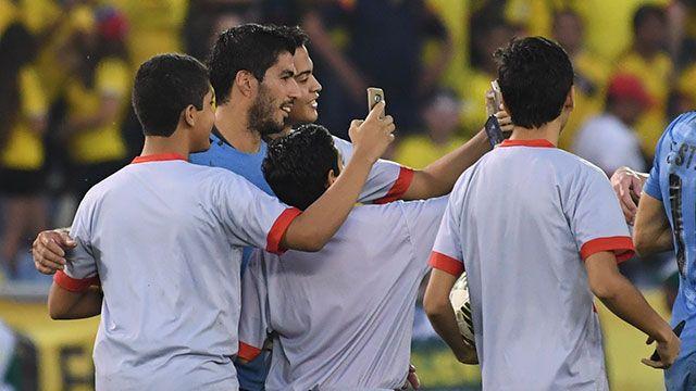 """""""Se pudo haber ganado, pero es un puntazo, a disfrutarlo"""", dijo Suárez"""