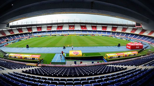 Uruguay entrenó en Barranquilla y se perfila Vecino como titular