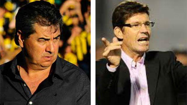 Jorge Polilla Da Silva se fue y asume Fernando Curuchet en Peñarol