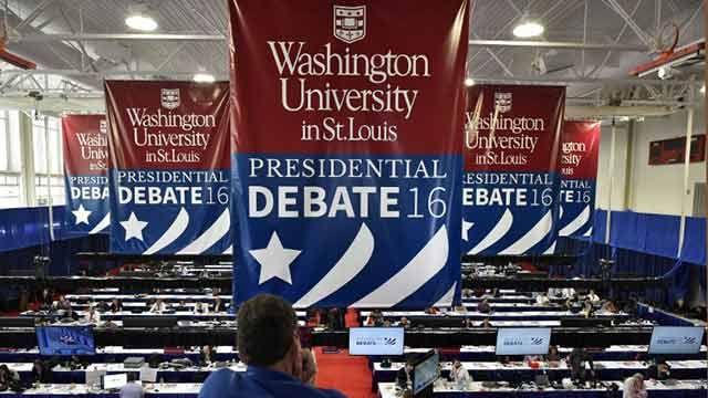 Hillary Clinton y Donald Trump protagonizan el segundo debate presidencial