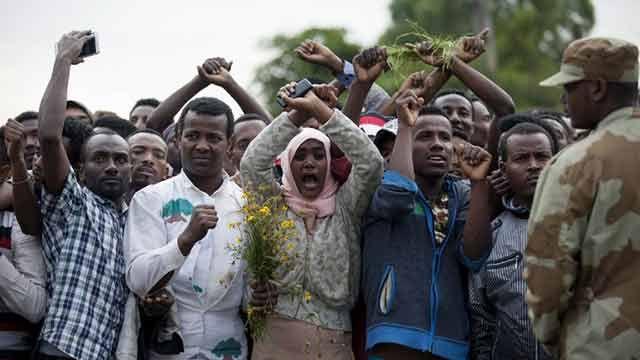 Gobierno etíope declara estado de emergencia tras violentas protestas