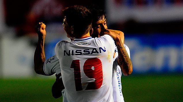 Nacional le ganó 2-0 a Rampla y se mantiene en la punta de la tabla