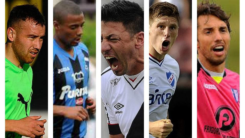 Así se juega la fecha 7 del Uruguayo: Nacional-Rampla y Danubio-Peñarol