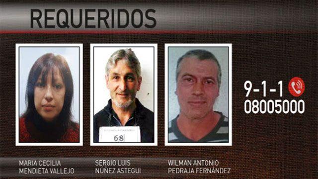 Tres procesados con prisión por el robo frustrado al BROU de Colón
