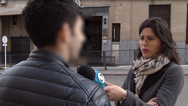 Taxista procesado sin prisión por amenazar con un arma a chofer de Uber