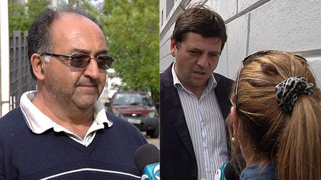 Tony Pacheco visitó a uno de los hinchas de Peñarol baleados en Santa Lucía