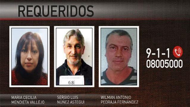 Declara mujer sospechosa del robo fallido al BROU de Colón