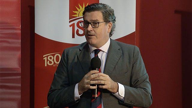 Bordaberry quiere elecciones parlamentarias si ministro Bonomi no renuncia