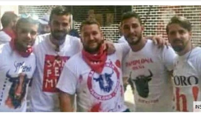 Prisión para cuatro españoles que drogaron y violaron a joven en San Fermín