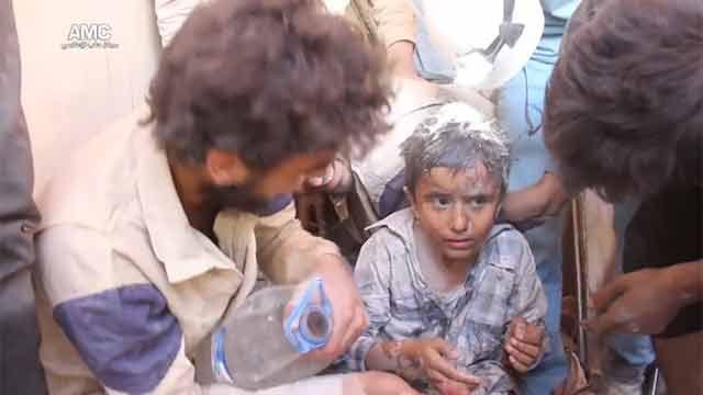 Bombardearon otro hospital en Siria, solamente quedan 5 en el lado rebelde