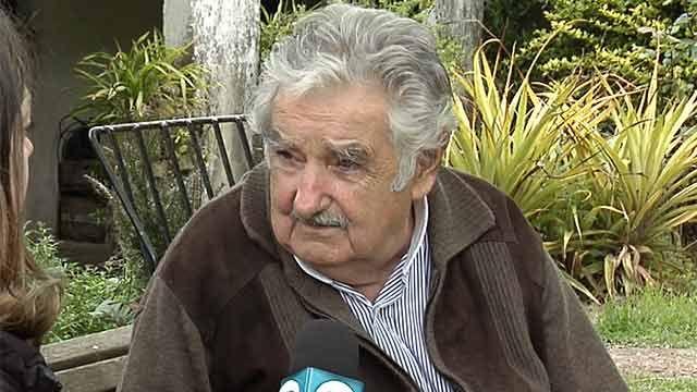 """Mujica: """"Hay media Colombia que no es de nadie"""""""