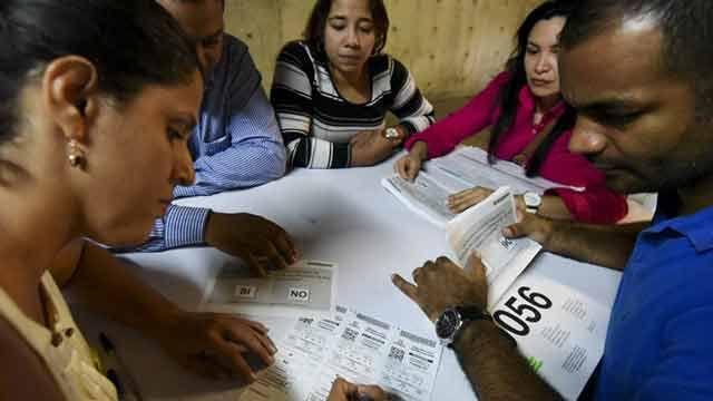 Colombia votó No y cae el acuerdo de paz con las FARC