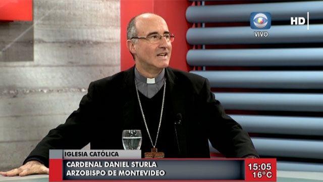 Cardenal Sturla confirmó que el papa Francisco no viene a Uruguay