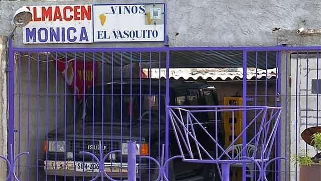 Cliente recibió cinco balazos en un intento de rapiña a un almacén