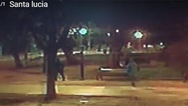 Tres jóvenes baleados en medio de los festejos de Peñarol en Santa Lucía