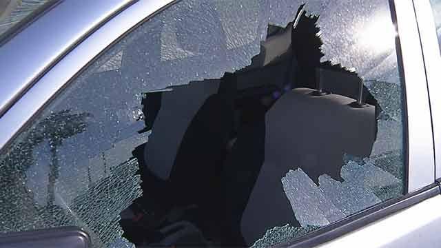 Destrozos en Pocitos y 19 detenidos tras los festejos de Peñarol