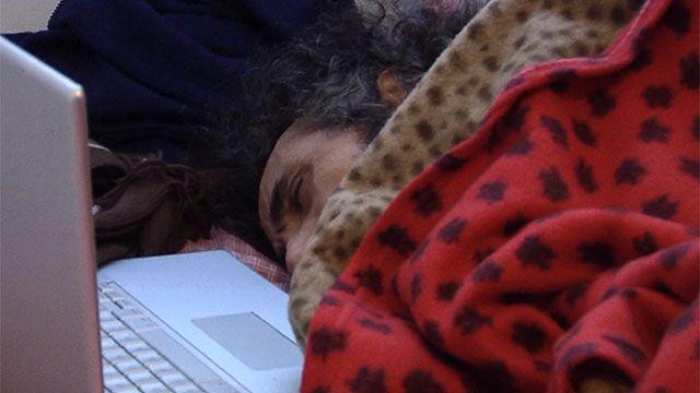 Diyab podría volver a la huelga seca si el gobierno no resuelve su traslado