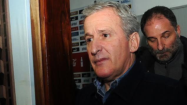 Damiani a favor de que Polilla termine contrato con Peñarol en diciembre