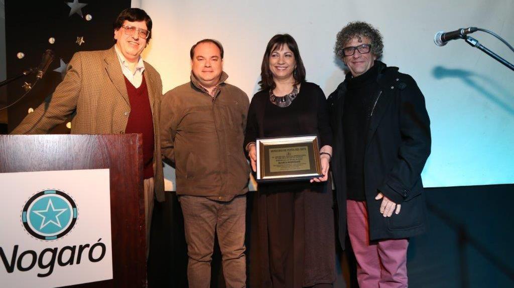 Blanca Rodríguez homenajeada en el 4º Festival Internacional de Cine de la Mujer
