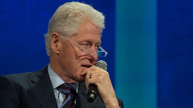 Trump amenaza con llevar a examante de Bill Clinton al debate con Hillary
