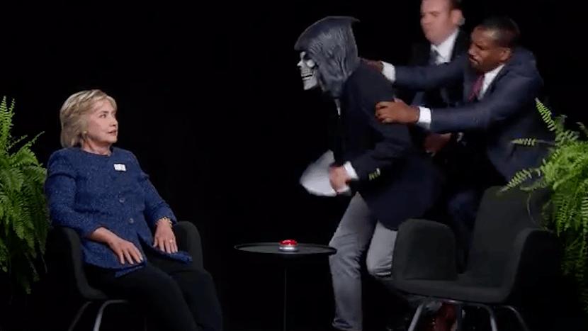 Hillary Clinton tuvo neumonía: la extraña entrevista a la candidata