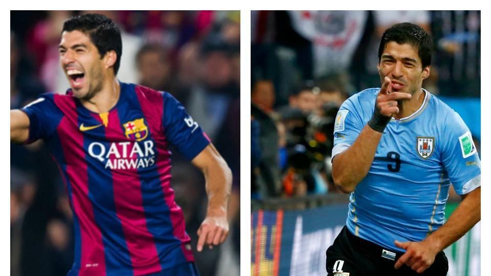 ¿Luis Suárez no viajará a Colombia para el partido por Eliminatorias?