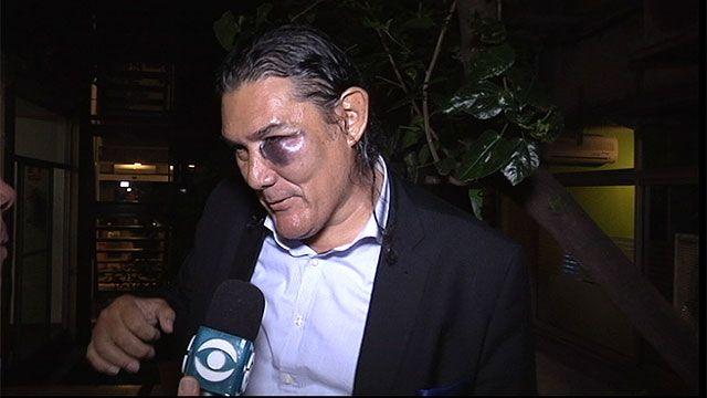 DT de Venezuela declaró por la agresión y ya se fue del país