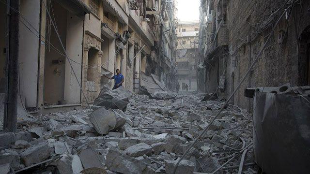 Bombardean centro asistencial en Siria y matan a cuatro médicos de una ONG