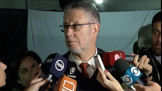 Policía que amenazó a Bonomi y a Vázquez dijo que la próxima vez no avisa