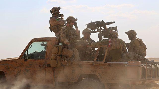 Coalición liderada por EEUU mató por error a decenas de militares sirios