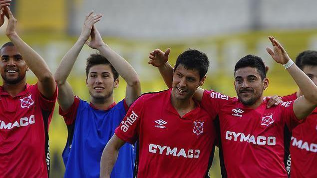 Ganó Danubio y quedó primero por los empates de Wanderers y Juventud